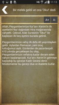Kitabım Kur'an apk screenshot