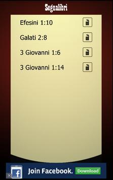 Italiano Riveduta Bibbia apk screenshot