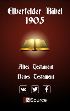 German Holy Bible poster