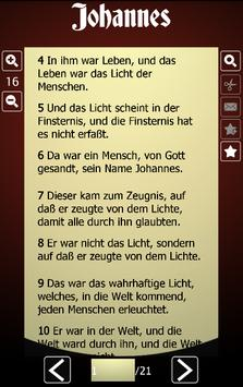 German Holy Bible apk screenshot