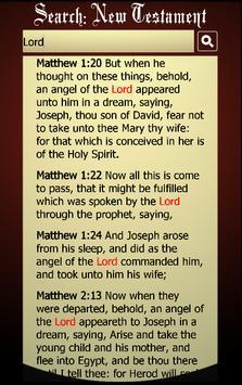 American Standard Bible apk screenshot
