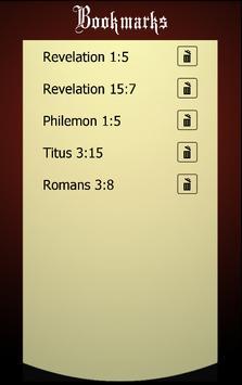Jubilee Bible 2000 apk screenshot
