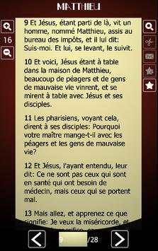 Ostervald's French Bible apk screenshot