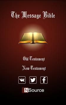 The Message Bible apk screenshot