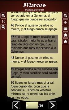 La Biblia Reina-Valera Antigua apk screenshot