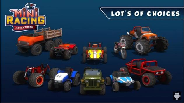 Tips for Mini Racing Adventure apk screenshot
