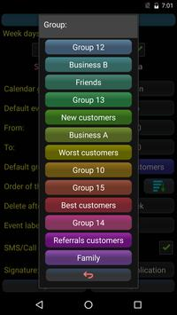 Customer Appointments 2 Lt apk screenshot