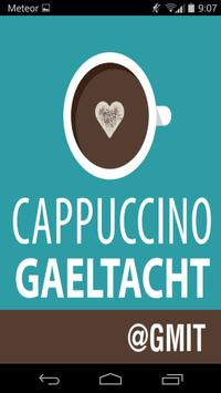 GaelAppuccino poster