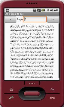 Al-Quran 30 Juz free copies poster