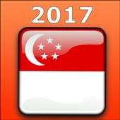 Singapore Calendar Holiday icon