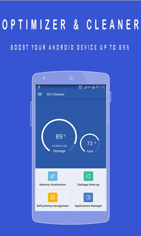 Go Cleaner Amp Booster Apk Download Free Tools App For
