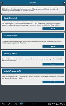 DC-Net Services apk screenshot