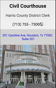 Harris County Campus Guide apk screenshot
