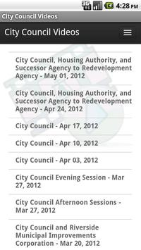 Riverside Council Videos poster