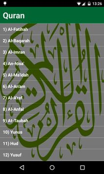 Quran apk screenshot