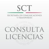 Mexican Federal License Check icon
