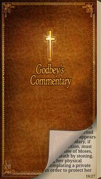 Godbey's Bible Commentary poster