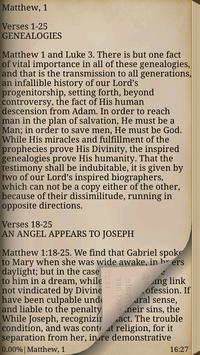 Godbey's Bible Commentary apk screenshot