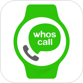 Whoscall Wear - Android wear icon