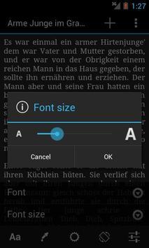 Grimms Märchen apk screenshot