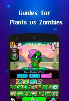 Guide for Plants vs Zombies apk screenshot