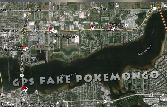 Rare Pokemon Go Locations poster
