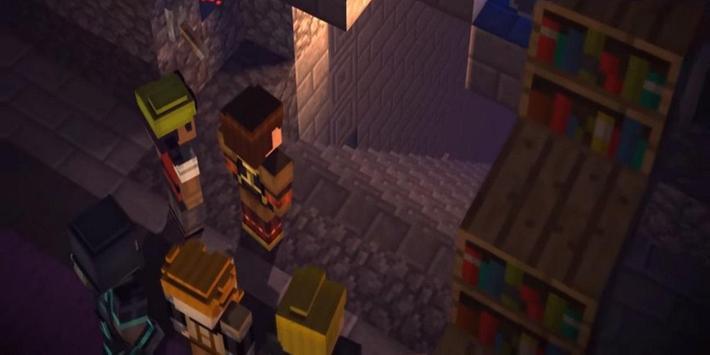 guide Minecraft Story Mode apk screenshot