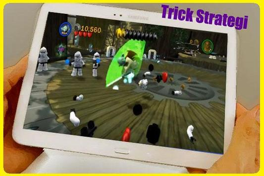 BEST LEGO STAR WARS 4 TRICK apk screenshot