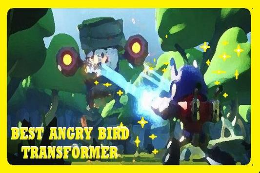 TIPS ANGRY BIRD TRANSFORMER 2 apk screenshot