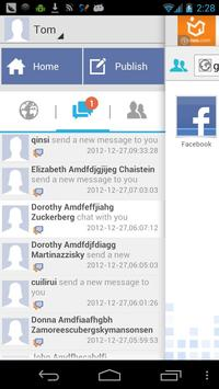 Galaxy Flash Browser apk screenshot
