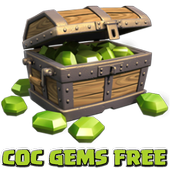 FREE COC GEMS icon