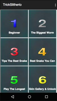 Tips for slither.io poster