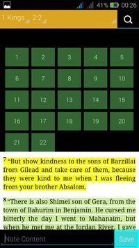 The English Pentecostal Bible apk screenshot