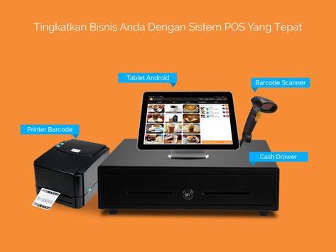 Omega POS - Aplikasi Kasir poster
