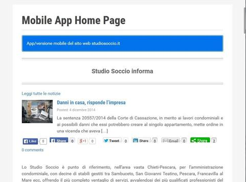 Studio Soccio apk screenshot