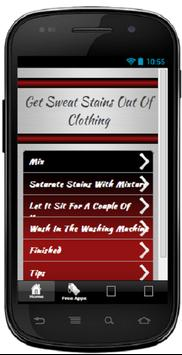Get Sweat Stains Out Of Cloths poster