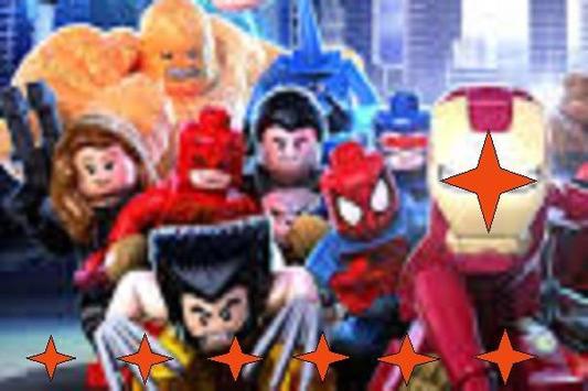 Tips LEGO MARVEL superhero apk screenshot