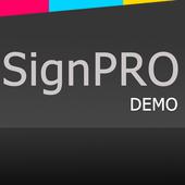 SignPro icon