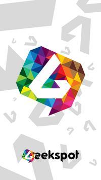 Geekspot - היכן שהגיקים נפגשים poster