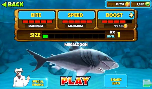 Guide Hungry Shark Evolution apk screenshot