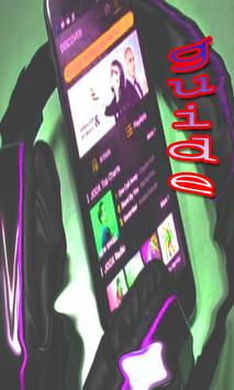 GUIDE JOOX MUSIK poster
