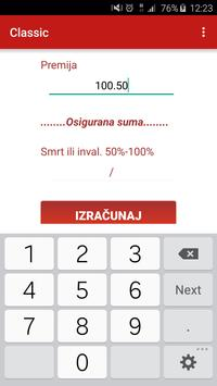 Generali Srbija Life Proračun apk screenshot