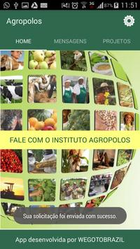 Instituto Agropolos do Ceará poster