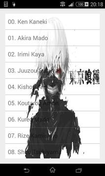 Quotes from Tokyo Ghoul poster