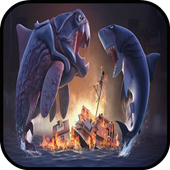 Giant Hungry Shark Evo Guide icon