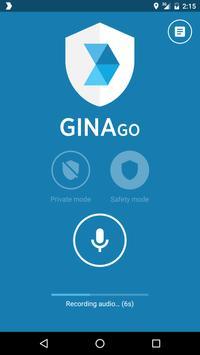 GINA GO apk screenshot