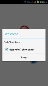 Girl Chat Room poster