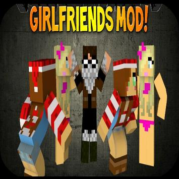 Girls Mod for Minecraft apk screenshot
