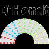 Rechner nach D'Hondt icon