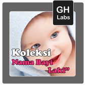 Koleksi Nama Bayi Laki Laki icon